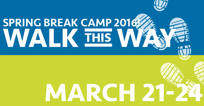 Spring Break Camp 2016