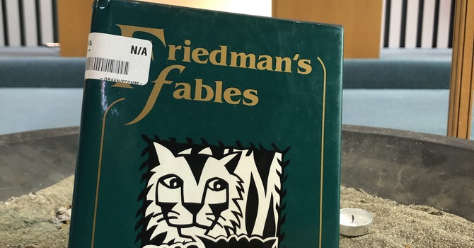 Listening - Friedman's Fables image