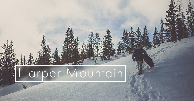Harper Mountain Tubing and Skiing event