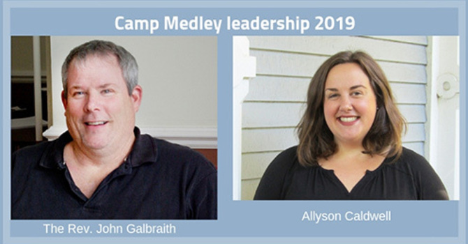 New director hired for Camp Medley image