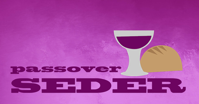 Passover Seder Meal