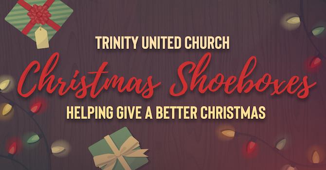 Christmas Shoe Box image