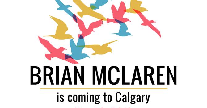 Brian McClaren Comes to Calgary
