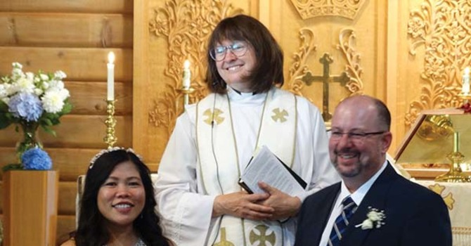 Wedding - A Highlight of Sunday Eucharist image