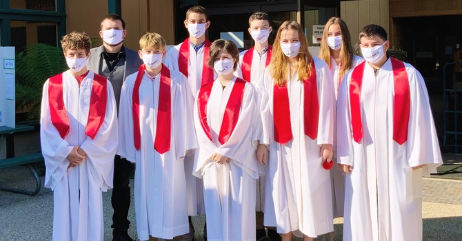 Congrats Confirmation Class of 2020! image