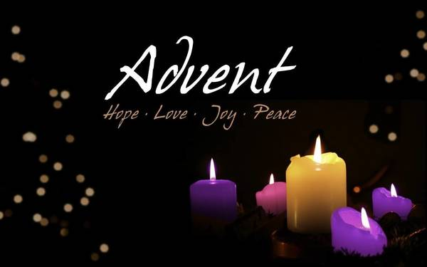 The call of Advent