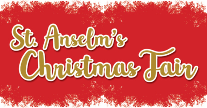 St. Anselm's Christmas Fair