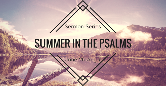 Summer Sermon Series image