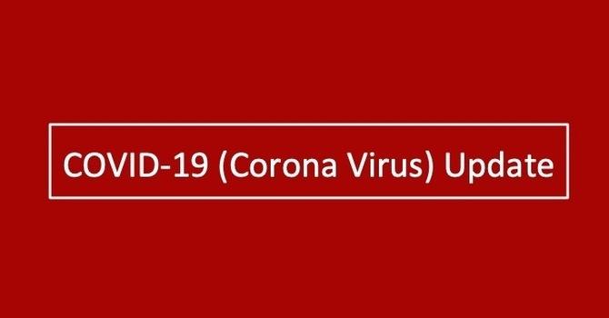 COVID-19 (Corona Virus) Update image