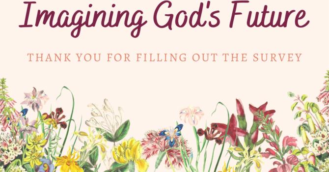 Imagining God's Future image