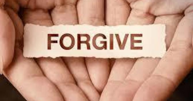 Memory of Forgiveness image