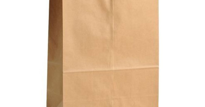 Christmas in a Brown Paper Bag image