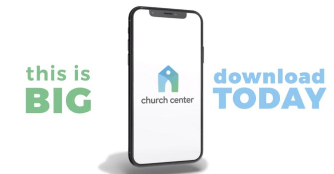 Church App Launched image