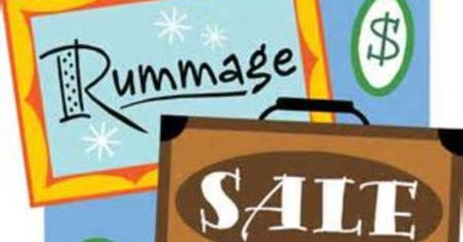 Rummage/Garage Sale