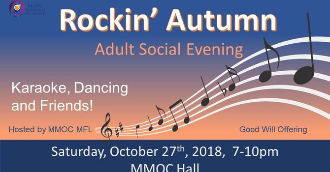 Rockin' Autumn - Adult Social Evening