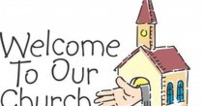 Welcoming & Hospitality Volunteers Needed!