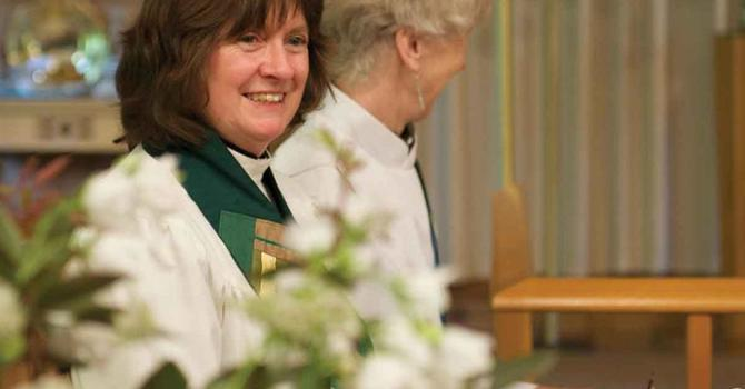 Celebration of New Ministry at St. Clement's image