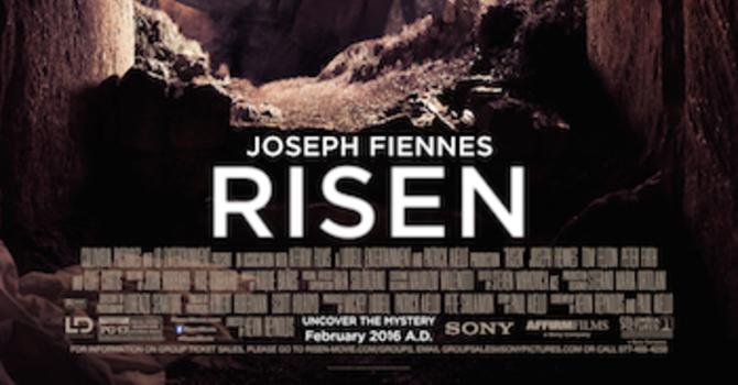Film & Faith Evening - RISEN