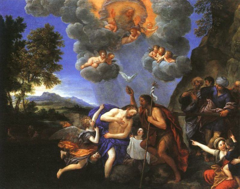 Sermon - The First Sunday after the Epiphany - The Baptism of Christ