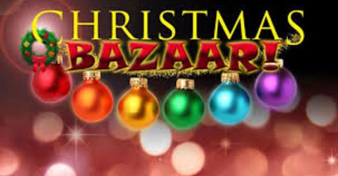 Christmas Bazaar at St. Thomas