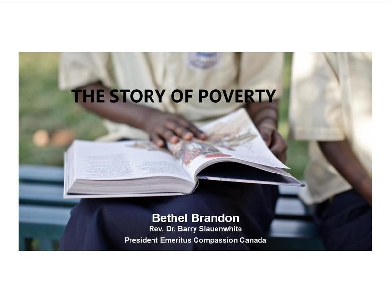 The Story of Poverty