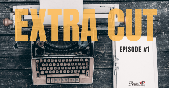 Extra Cut Episode #1 (From Sunday Dec 2, 2018)