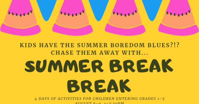 Summer Break Break