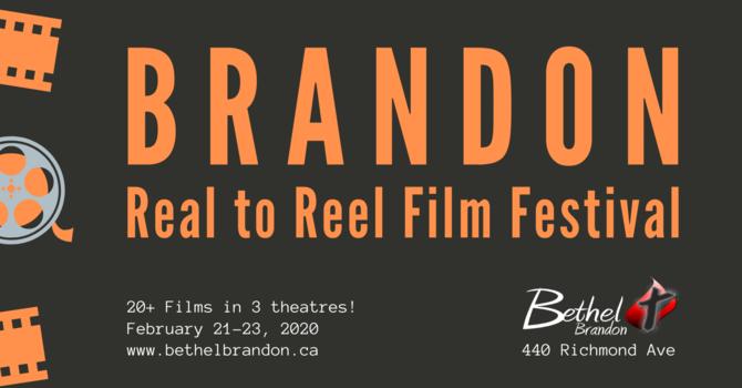 Brandon Real to Reel Film Festival