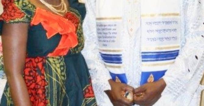 John & Esther Omale