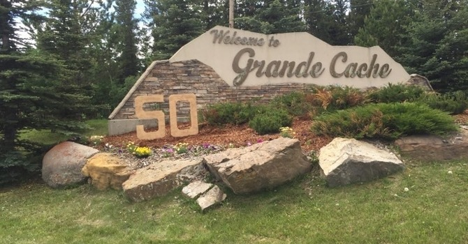 THE GREAT TOWN OF GRANDE CACHE image