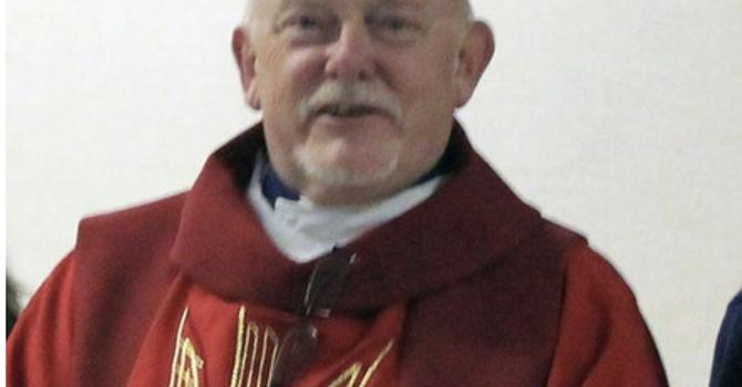 Rev. Ian Nestegaard Paul passes image