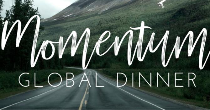 Momentum Global Dinner image