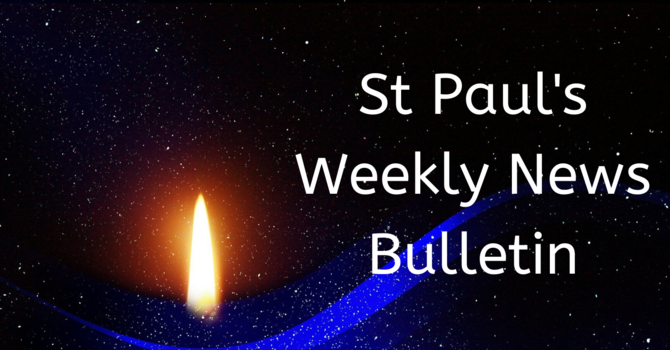 St. Paul's December 15th News Bulletin image