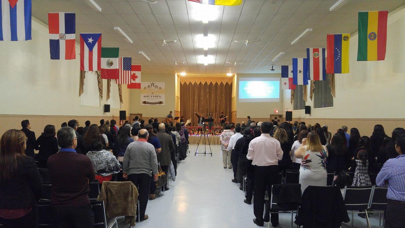 40e anniversaire de l'Église évangélique hispanique Bethel ...