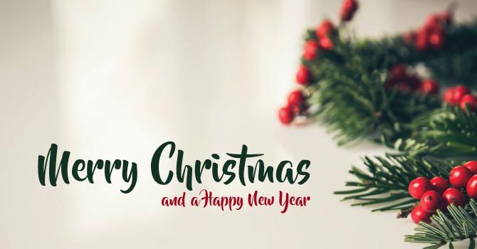 The Dean's CHRISTMAS EVE SERMON image