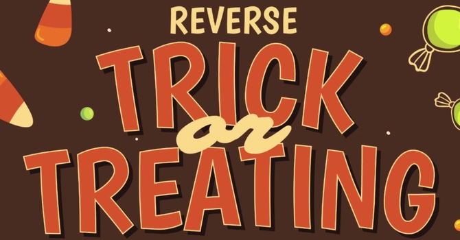 Reverse Trick-or-Treat image