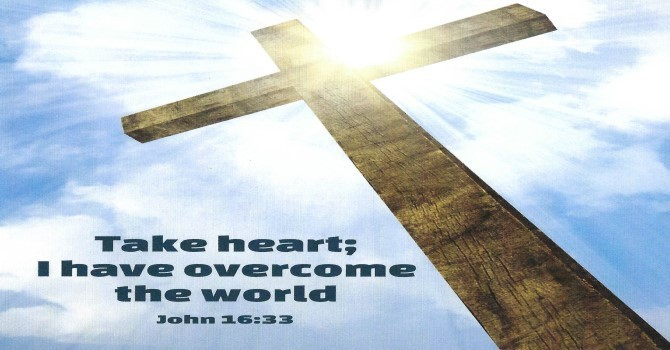 Worship Service Bulletin - Sixth Sunday of Easter image