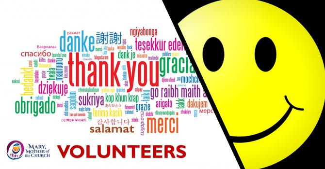 Under 18 Volunteer Appreciation Afternoon Event