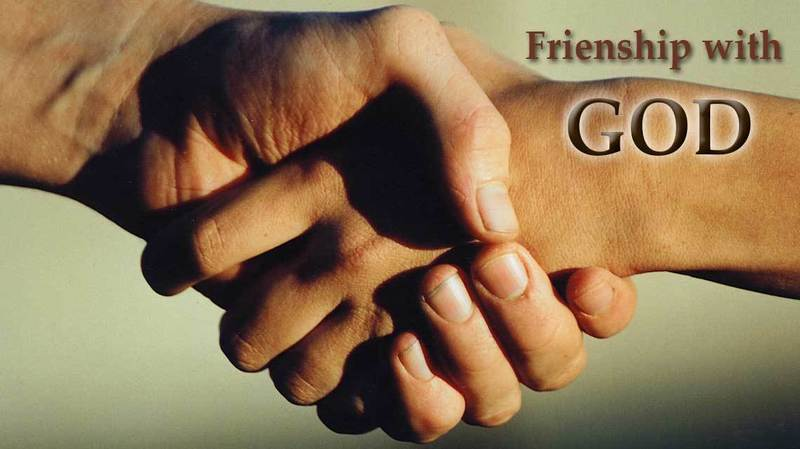The Pathway of Prayer to Friendship with God