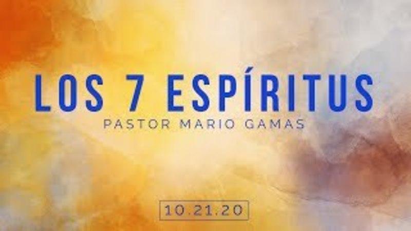Los 7 Espíritus de Dios
