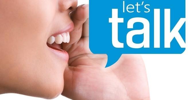 Let's Talk - December Newsletter image