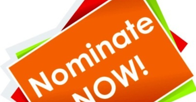 Nominations Open: 2018 Elders and Directors image