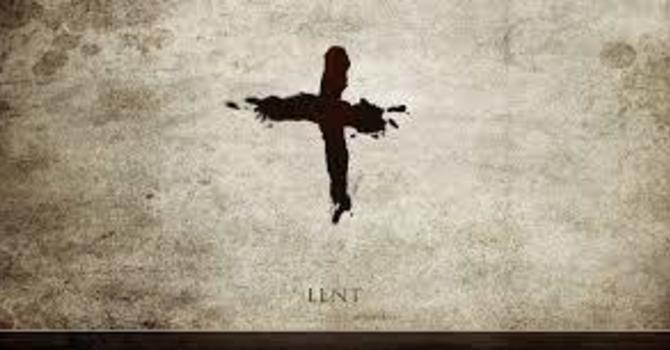 What Is Lent? image