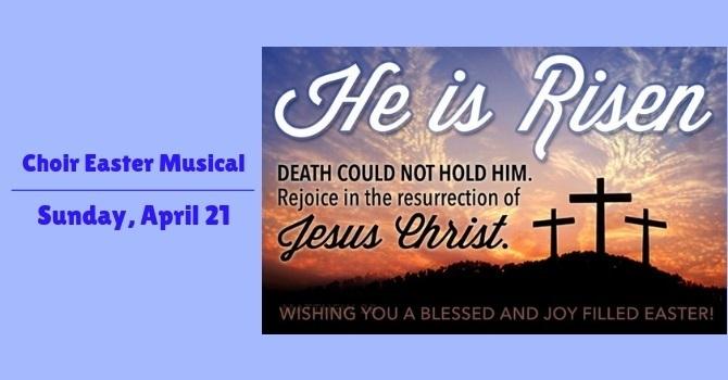 Choir Easter Musical
