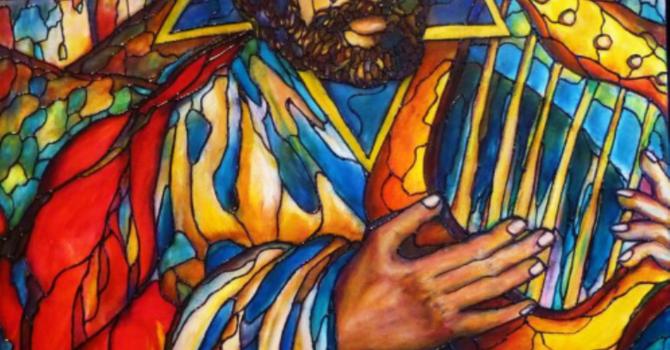 God's Promise to David (Reformation Sunday)