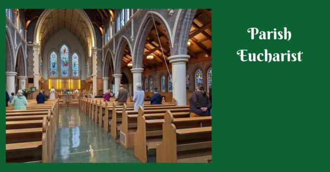 Parish Eucharist - The 21st Sunday after Pentecost image