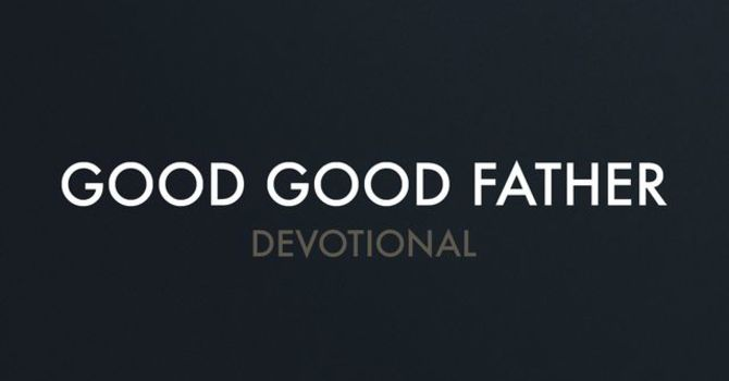 Father's Day devotional image