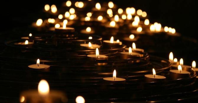 All Souls' Memorial Service - Nov. 1st image