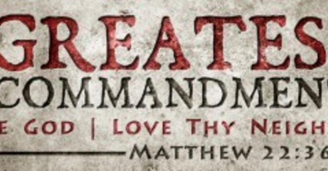 The Gospel according to Matthew image