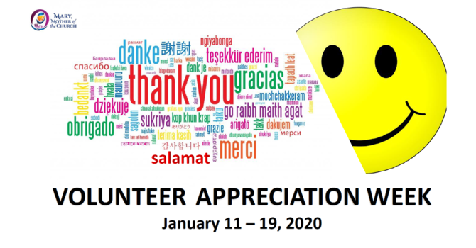To all MMOC Volunteers - Thank you!  Thank You!  Thank you !